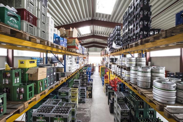 Getränkefachgroßhandel Harz - Otto Hebestriet